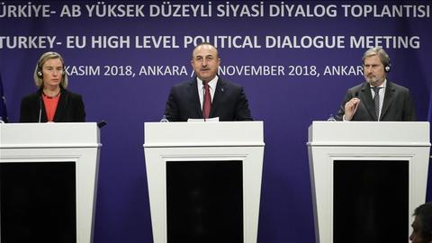 Denying Turkey EU membership against bloc's interests – Cavusoglu