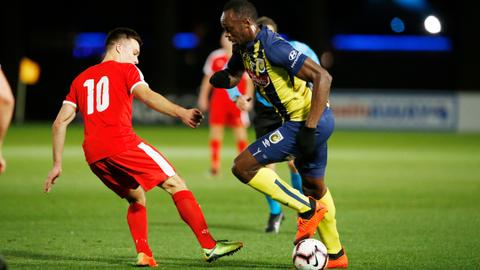 Turkey's Sivasspor contacts Usain Bolt for potential deal