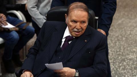 Algeria's economy faces paralysis, as Bouteflika seeks 2019 re-election