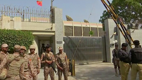 Who are the BLA and why did they attack a Chinese consulate in Pakistan?