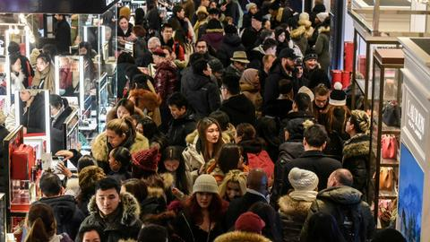Black Friday Becoming A Shadow Of Its Former Self In Us