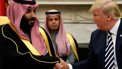 US House panel to probe Trump's Saudi ties - report