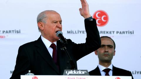 Turkey's governing AK Party gets local election boost from nationalist MHP