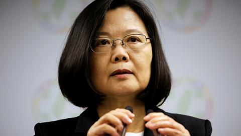 Taiwan president quits party leadership after local election results
