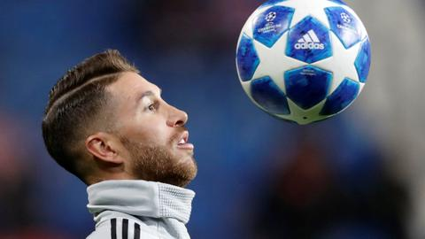 Sergio Ramos denies breaking anti-doping rules