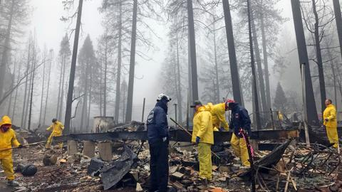 California's deadliest wildfire '100 percent' contained