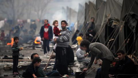 Is the EU ignoring abuses against refugees in Eastern Europe?