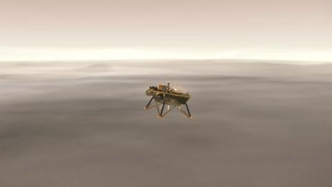 NASA's InSight spacecraft on mission to detect 'marsquakes'