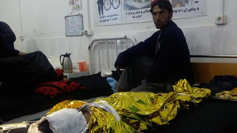 US 'air strike' kills at least 30 Afghan civilians