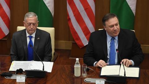 Pompeo, Mattis warn against break in US-Saudi ties amid Khashoggi outrage