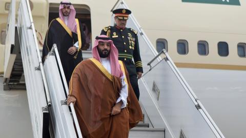 Argentina judge acts on complaint against Saudi prince