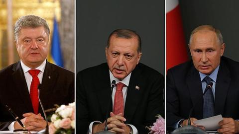 Erdogan offers Turkish mediation between Russia and Ukraine