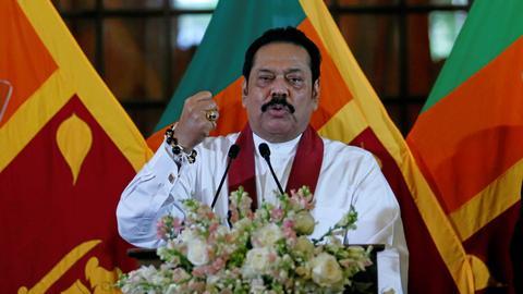 Sri Lanka parliament to cut PM's budget amid weeks-long political crisis