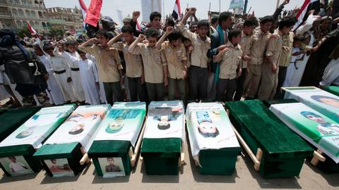 What is the US doing in war-torn Yemen?