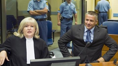 Bosnian 'Srebrenica defender' Oric acquitted of war crimes