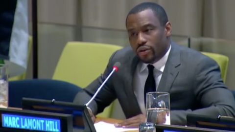 CNN fires Marc Lamont Hill for saying 'Palestinians deserve equal rights'