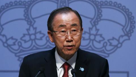 Is Ban Ki-moon's South Korea presidential bid in trouble?
