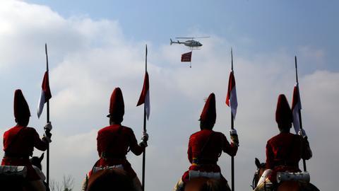 How China and India assert military dominance through Nepal