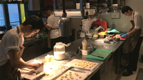 Hong Kong restaurants seek Michelin stars