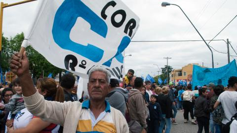 G20 summit evoked protests in Argentina
