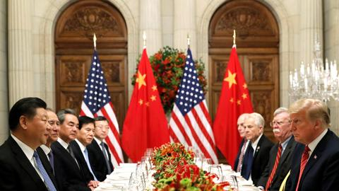 China, US agree no new tariffs for 90 days