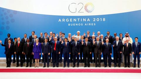 A G20 summit borne out of crises, ends inconclusively