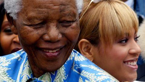 Beyonce to lead Mandela tribute concert