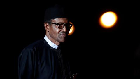Nigerian president denies rumours surrounding his ill health