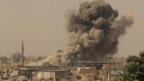 US-led coalition says it killed a senior Daesh leader in Syria