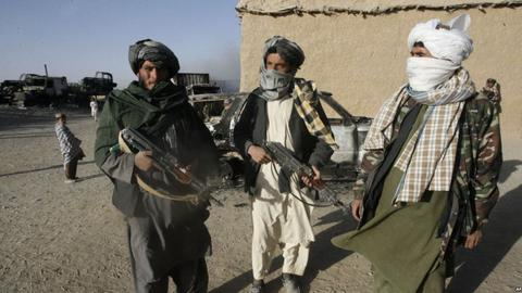 Trump asks Pakistani prime minister for help with Afghan peace talks