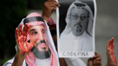 Turkish court issues arrest warrants for Saudi officials in Khashoggi case