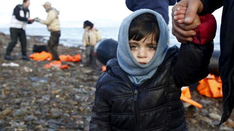 When does a migrant become a refugee, and when does that become a 'crisis'?