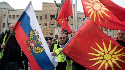 US official says Macedonia could join NATO by spring 2020