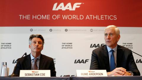 Russian athletics federation remains banned, IAAF  says