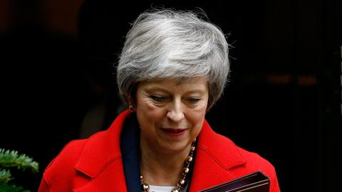 British PM suffers setbacks in Brexit debate
