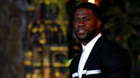 Comedian Kevin Hart rules out hosting the Oscars