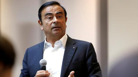 Ghosn 'faces new under-reporting charge worth $35mln'