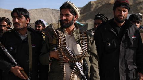 Can Afghanistan successfully regulate its private militias?