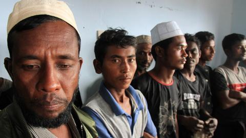 Bangladesh blasts Myanmar's 'racist' remarks about Rohingya
