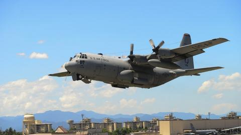 One dead, five missing after two US military planes crash off Japan