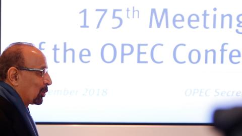 OPEC looks to cut oil production to support falling price
