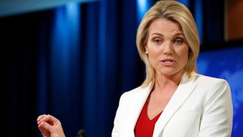 Trump to pick State Department spokeswoman Heather Nauert as UN envoy
