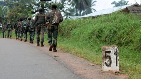 Seventeen civilians killed in DR Congo attacks