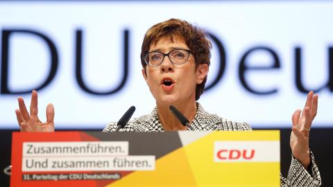 New CDU leader declares 'We will not follow the course of Merkel'