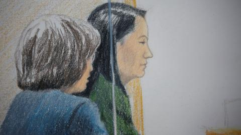 Huawei CFO faces US fraud charges linked to Iran, court hears