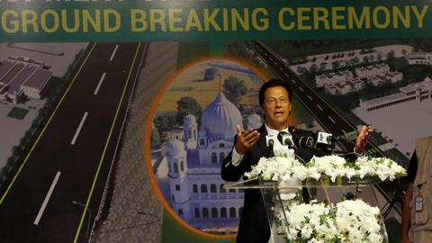 Imran Khan says Pakistan will no longer fight someone else's war