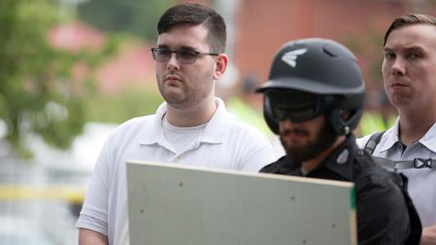 US man who drove into crowd in Charlottesville convicted of murder