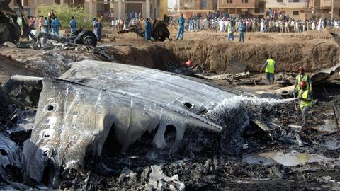 At least seven die in Sudan after helicopter crash