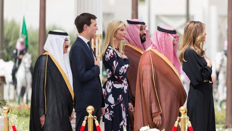 What the Kushner-MBS relationship tells us about US policy on Israel