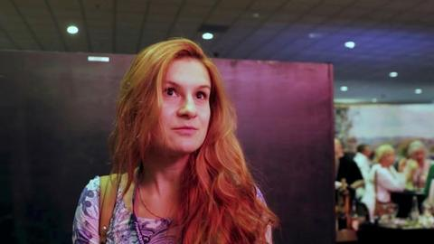 Accused Russian agent Butina poised to plead guilty